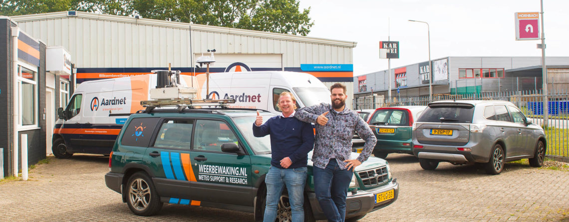 weerbewaking en aardnet partner up